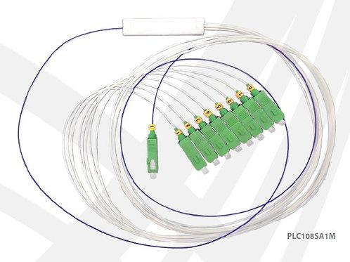 PLC9 Series Splitter Modules, PLC108SA1M, 1 x 8