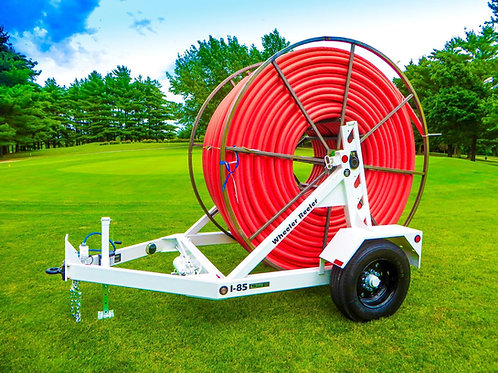 I-85 Reel Trailer Without Hydraulic Reel Winder 8,500 lbs. 120 in MAX