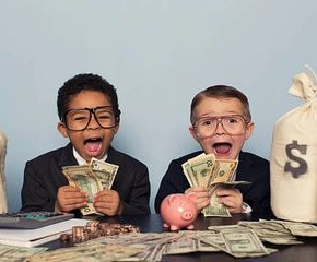 Tips to Help Teach Kids About Money