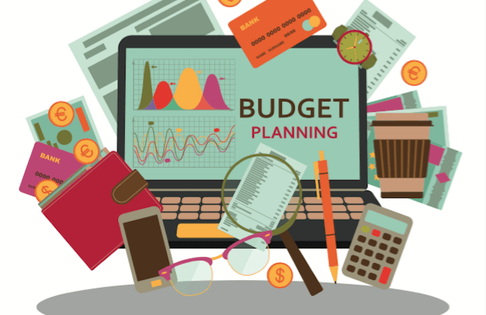 Budget & Savings Plan