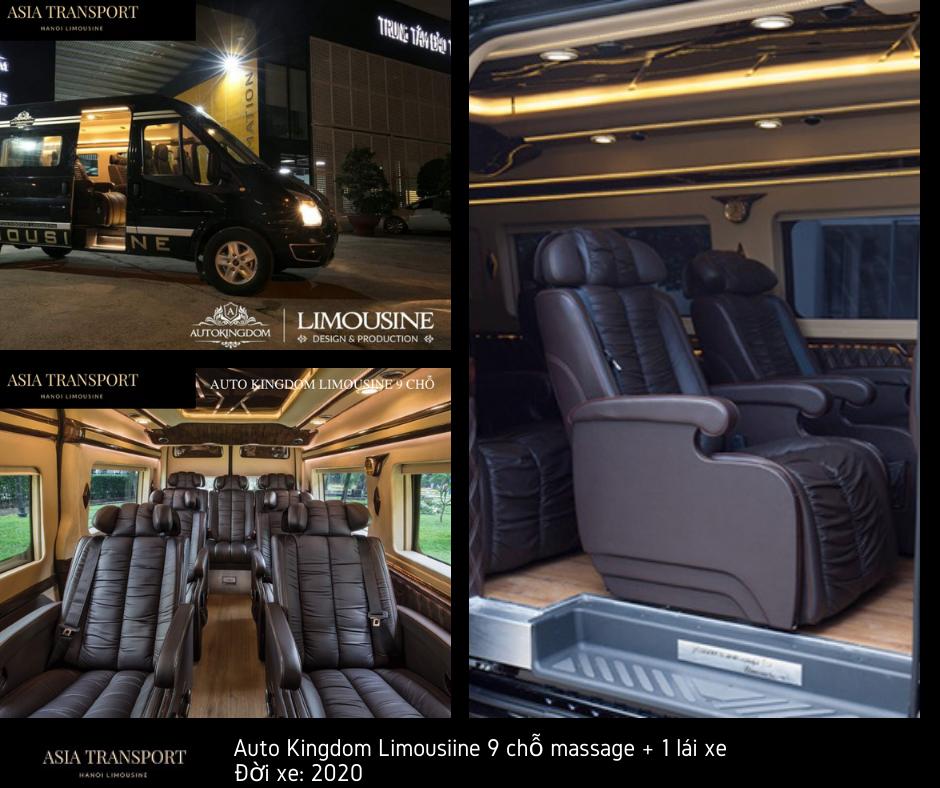 Auto Kingdom Limousine