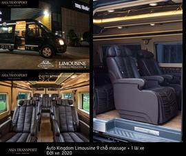 xe limousine 9 cho di ninh binh