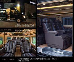 dcar limousine xplus 9 seaters