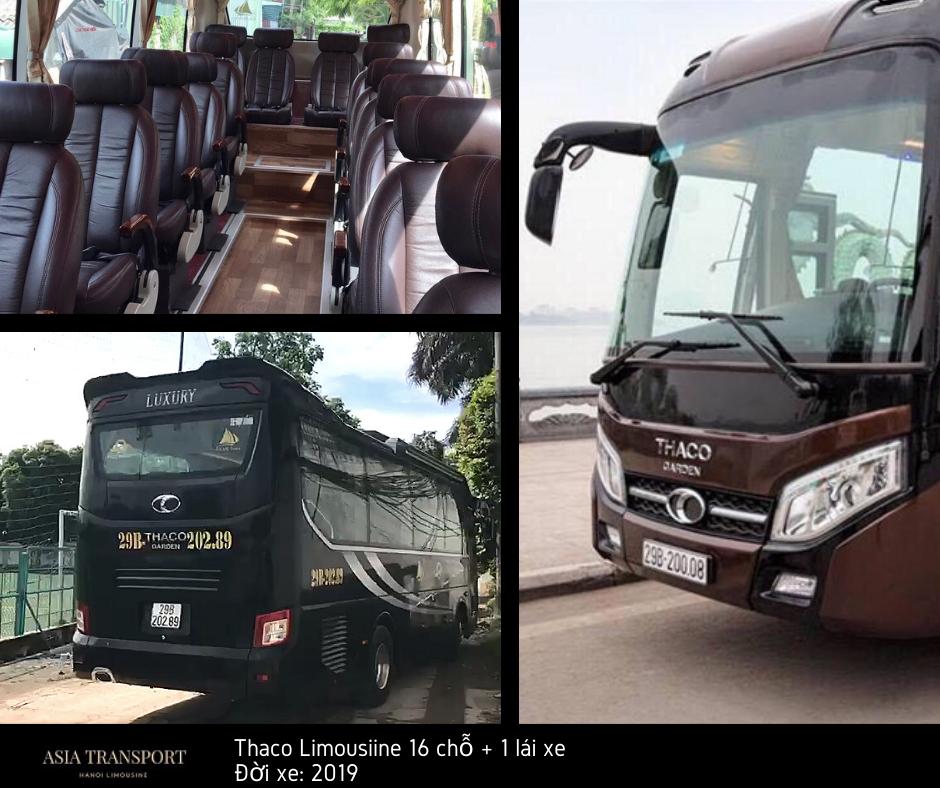 Thaco Limousine