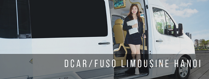 Asia Transport Company specializes in Limousine car rental in Hanoi, 99% of customers voted '5 stars'