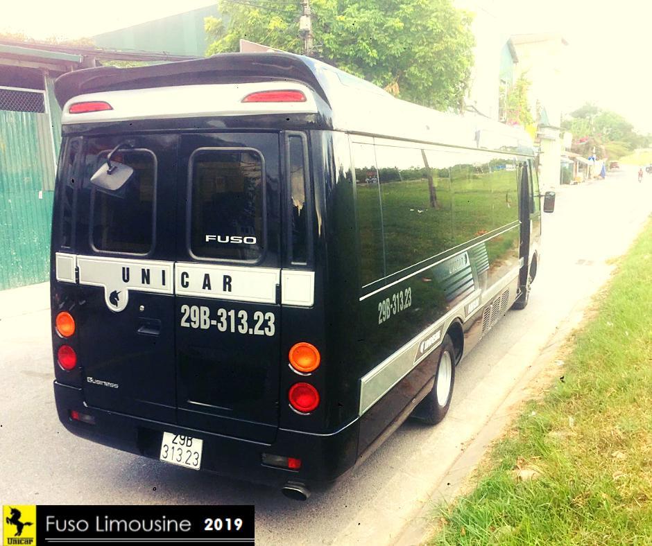 thuê xe Limousine 18 chỗ từ Hà Nội đi Hà Giang
