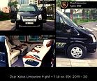 Dcar Solati Limousine 9 ghế + 1 lái xe Đ
