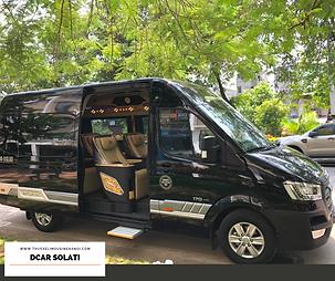 Asia Transport cho thuê xe Limousine uy tín