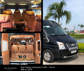 dcar limousine 9 seaters for rent