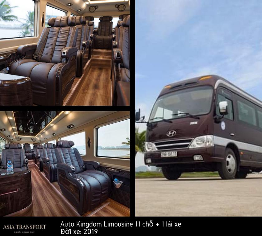 auto kingdom limousine 11 cho