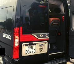 Dcar Xplus Limousine