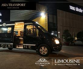 xe Limousine auto kingdom