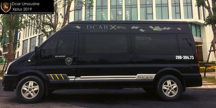 dcar limousine transfer in hanoi