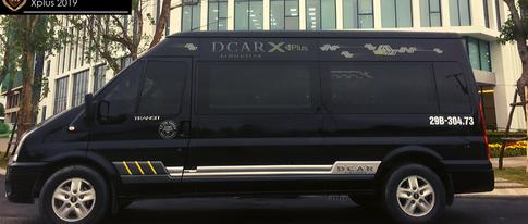 Dcar Xplus Limousine with massage chair