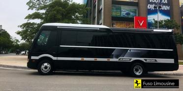 Thuê xe Fuso Limousine đi Mai Châu Hòa Bình