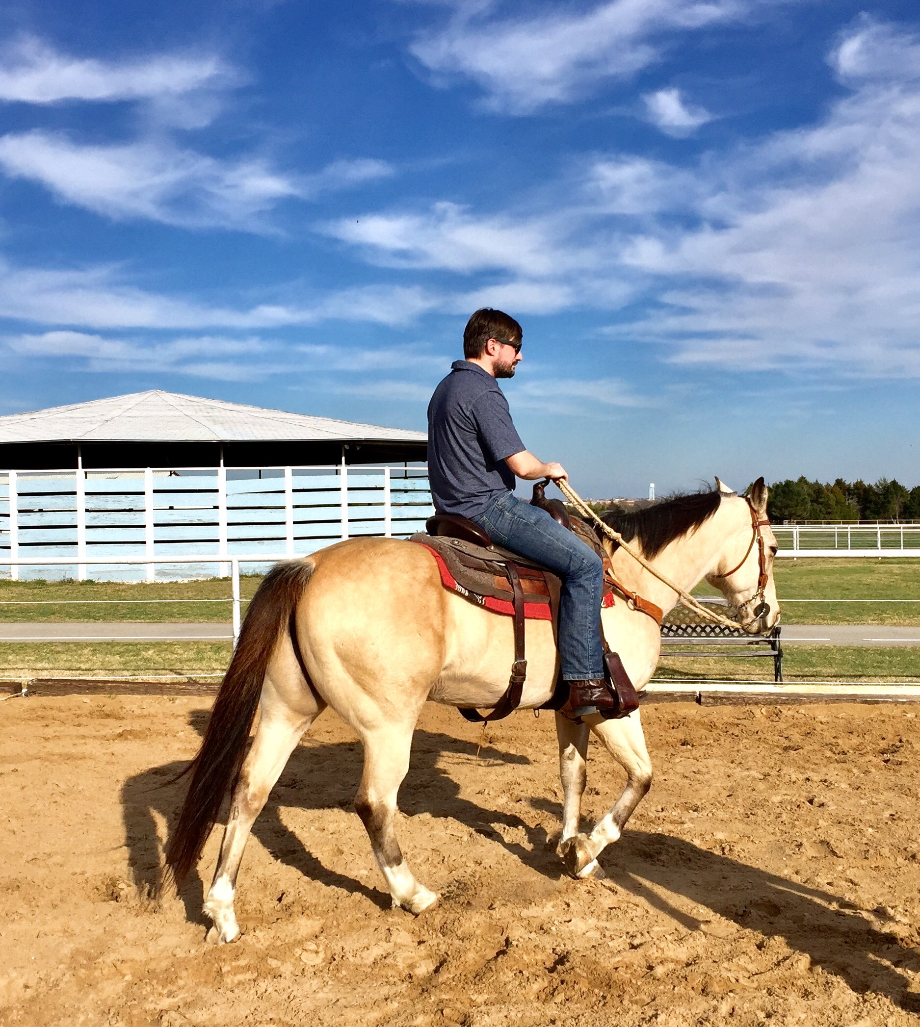 M-Bar-K Farms | Riding lesson