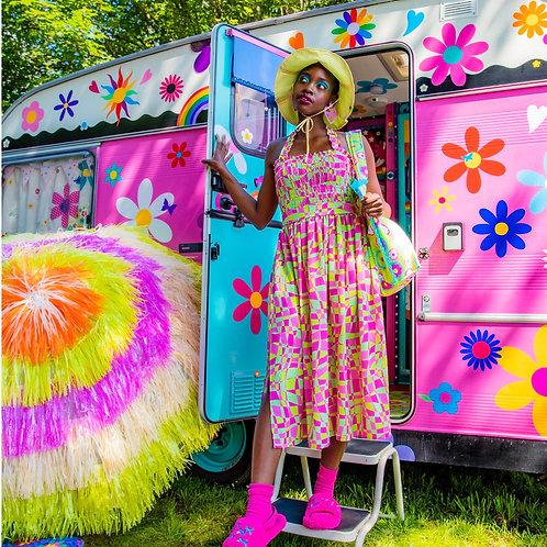 SUGAR TRIP summer dress
