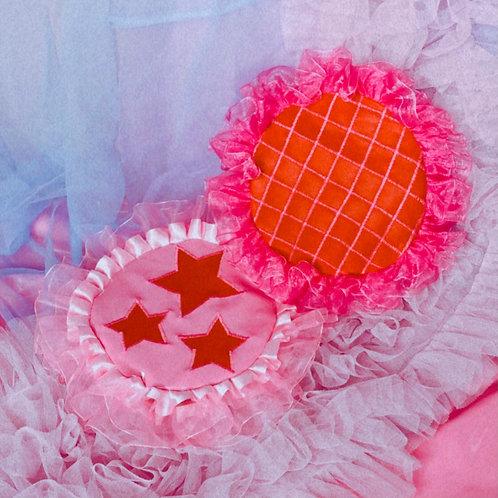 Valentine Paradise clip purse