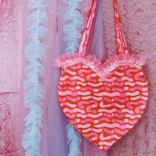 HEART BOX BAG