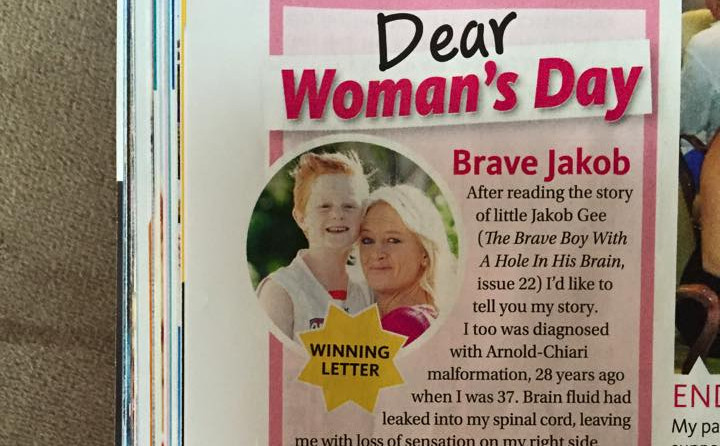 Woman's Day Article