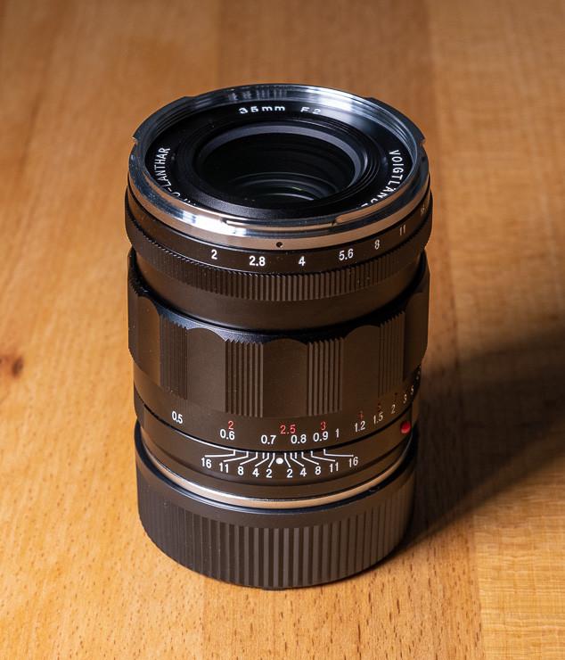 Voigtländer APO-LANTHAR VM 35mm F2.0