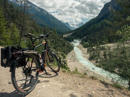 Gear Talk: König bikeBag4 und triBag1