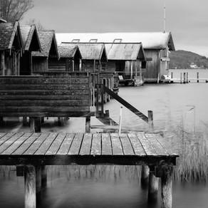 Erster Frost - Starnberger See