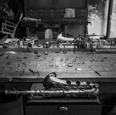 Saxophonwerkstatt I