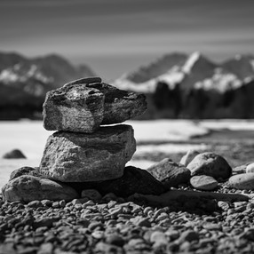 Little Rock in Little Canada
