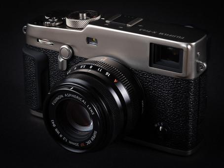 Gear Talk: Fujifilm X-Pro 3