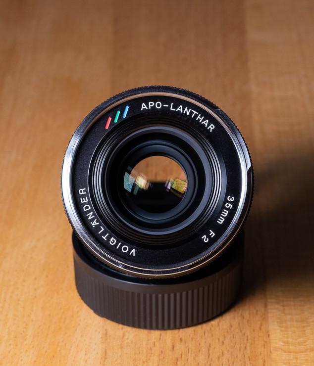 Voigtländer APO-LANTHAR VM 35mm F2.0 - 49mm Filtergewinde