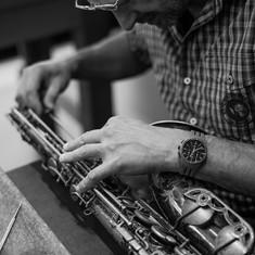 Saxophonwerkstatt VI