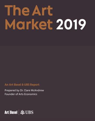 Art Basel & UBS Report 2019: не так страшен гендер, как его отсутствие