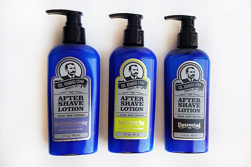 Colonel Conk Natural After Shave Lotion