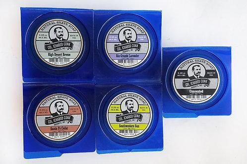 Colonel Conk Natural Soap