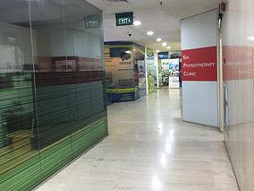 Fourth floor of Singapore Shopping Center