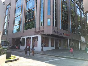 Building of Singapore Shopping Center