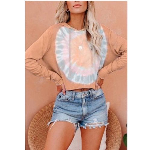 Sun Dance Crop Sweater