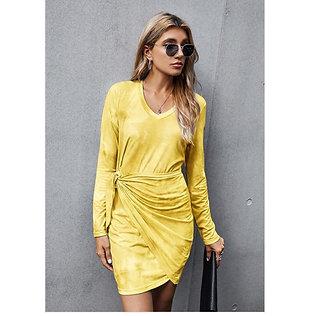 Sunshine Wrap Dress