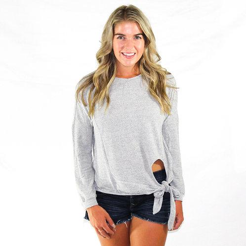 Roxy long sleeve sweater