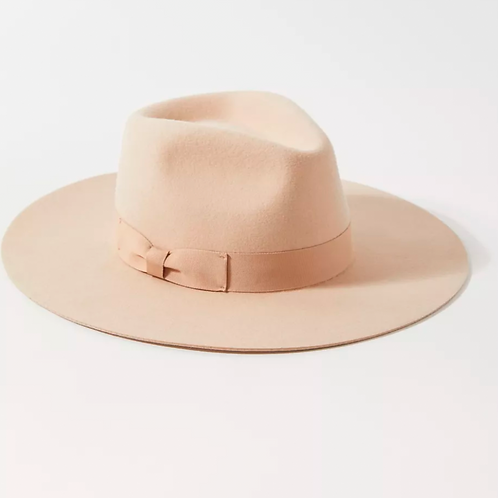 Neutral Fedora Hat