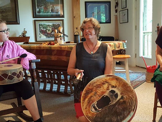 First Pachakuti Mesa Traditions Workshop at Spirit of the Mountains Retreat