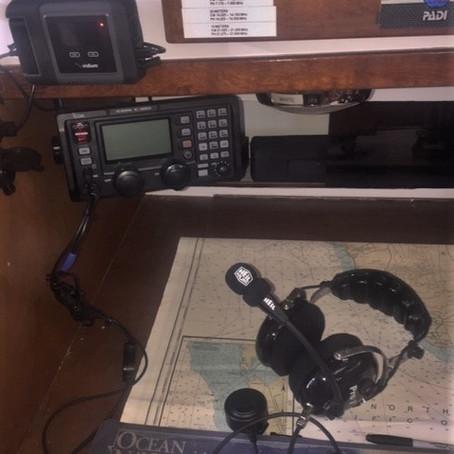 A Marine SSB / Ham Radio