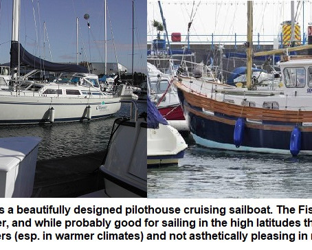 Pilothouse Sailboats: The Myth of Inside Steering