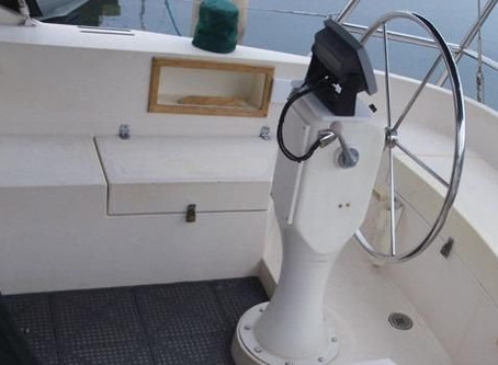 Making Space on a Sailboat: Cockpit Coaming Cabinets