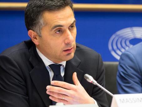 Incontro con Massimiliano Salini: eurodeputato e coordinatore di Forza Italia in Lombardia
