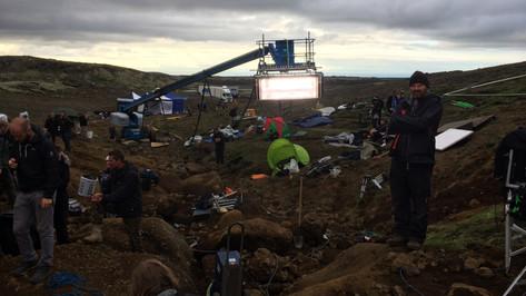 Halo Nightfall - Iceland - Day for Night