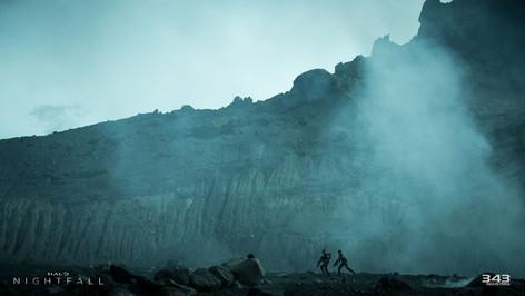 Halo Nightfall - Iceland