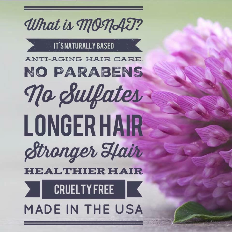 Monat Healthy Hair