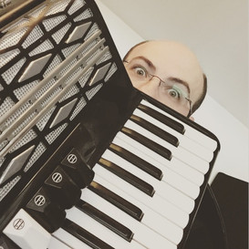#accordion #filmscoring these things are